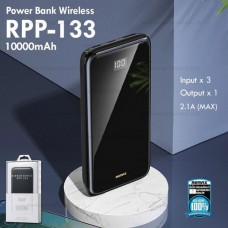 REMAX Mirror RPP-133 Wireless  Power Bank 10000mAh