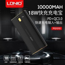Ldnio PQ1010 Power bank QC3.0 10000 mAh