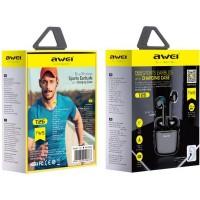Awei T26 TWS Bluetooth Earphone - Black
