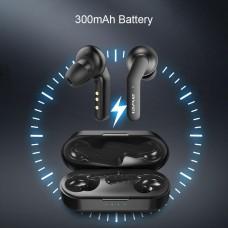 Awei T10C TWS Bluetooth Earphone - Black