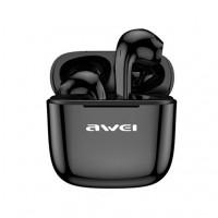 Awei T28 TWS Bluetooth Earphone - Black