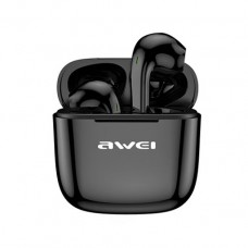 Awei T28 TWS Bluetooth Earphone - Black