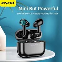 .Awei T29 TWS Bluetooth Earphone - Black