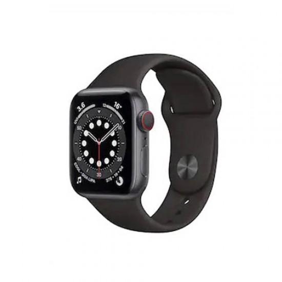 ساعة ذكية W28 plus - شاشة كاملة -  متوافقه مع اندرويد - ios