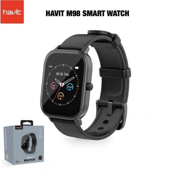 ساعة ذكية  Havit M98 - متوافقه مع اندرويد - ios