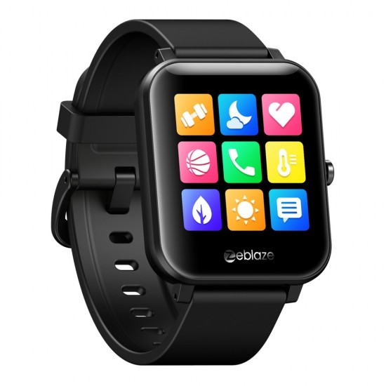 ساعة ذكية  Zeblaze GTS متوافقة مع الأندرويد والأيفون